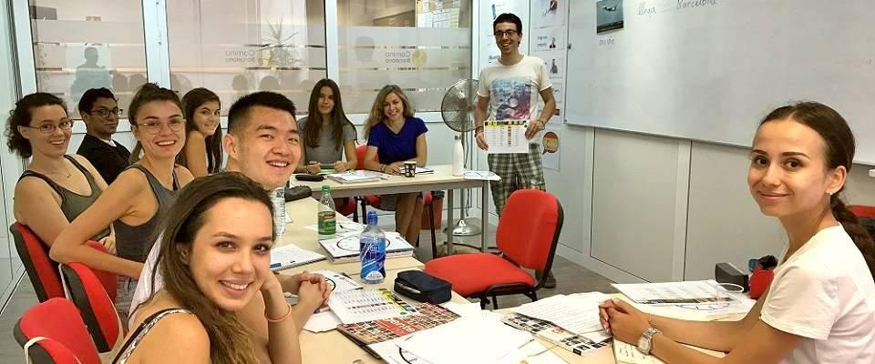 Curso intensivo de español con nuestro profesor nativo Asier